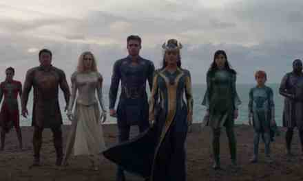 New Eternals Merch Reveals Location Of Secret Base And Explanation For Heroes' MCU Absence