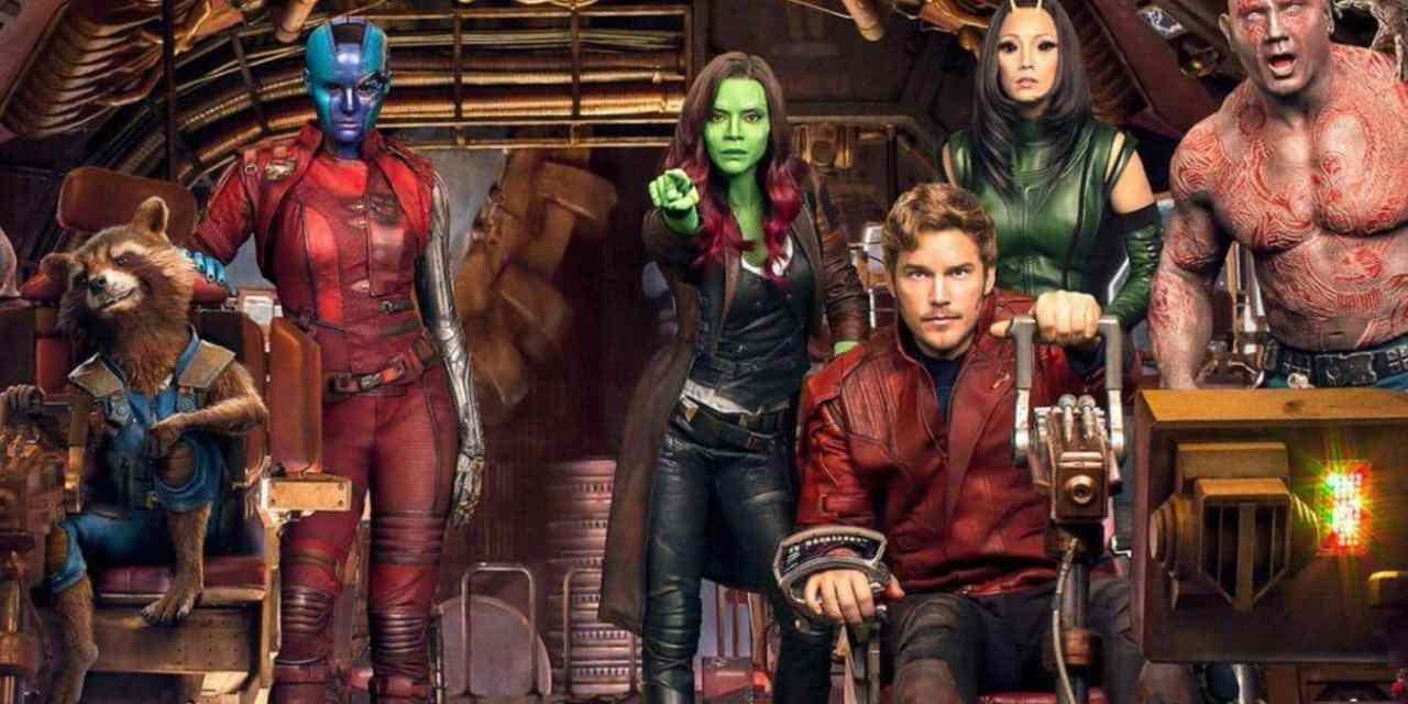 Chris Pratt Reveals Guardians of the Galaxy Vol 3 Production Start Date