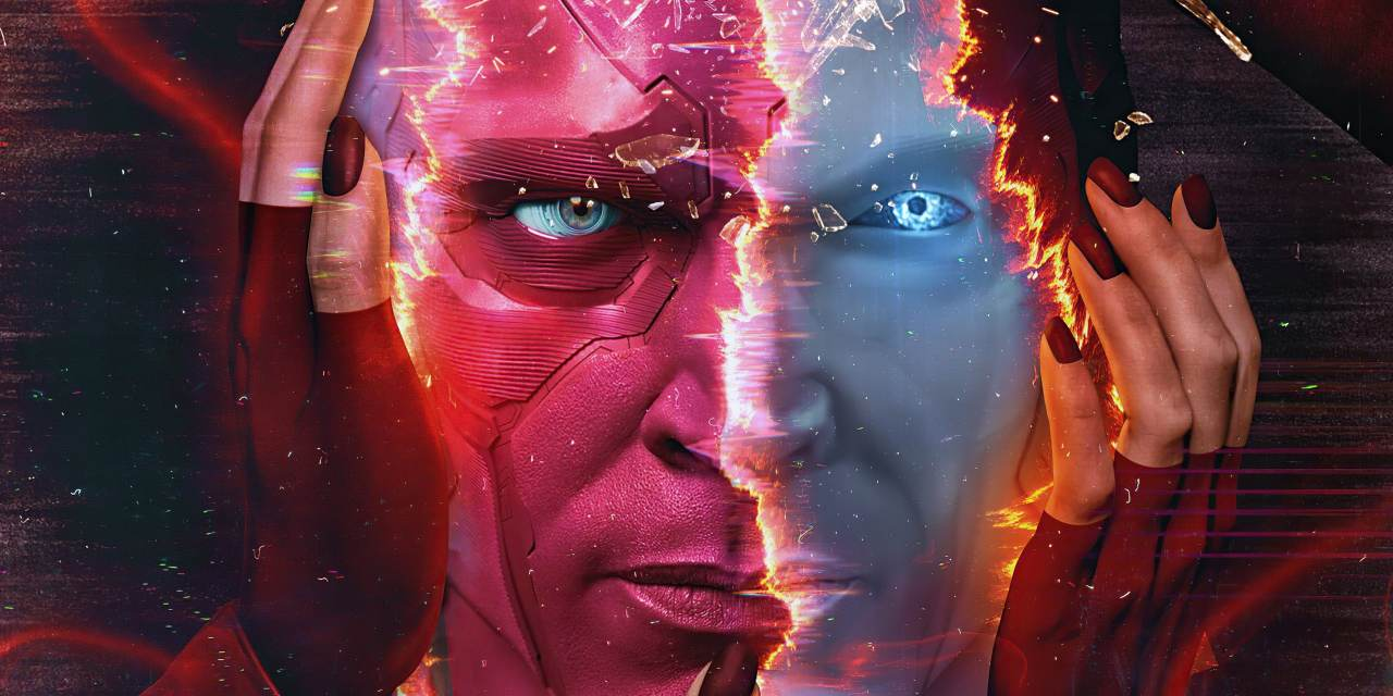 After Vision's Traumatic Return In WandaVision Which New MCU Project Could He Appear In Next?