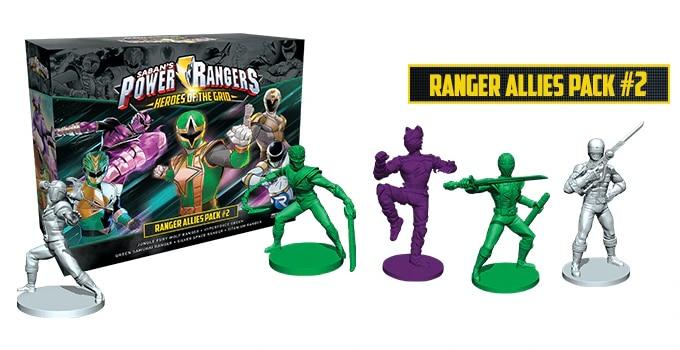 renegade game - ranger allies