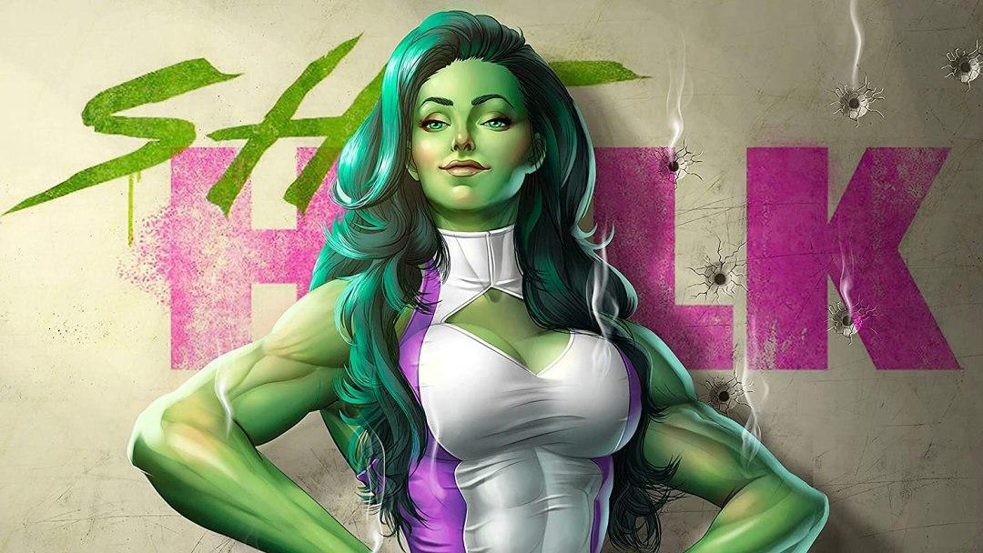 she-hulk character poster