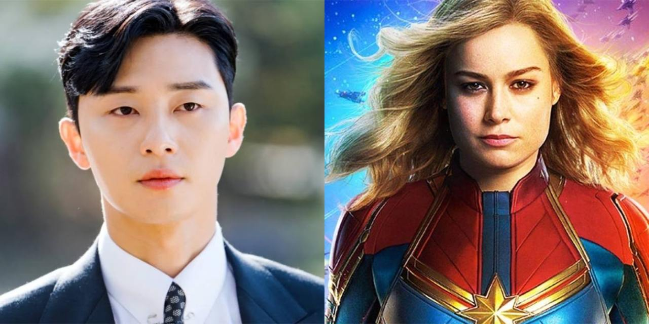 Park Seo Joon Cast in Captain Marvel 20, The Marvels
