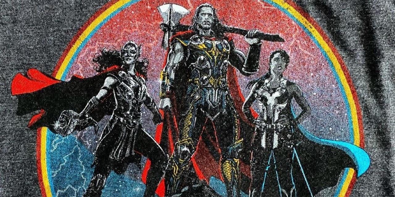 Thor 4: New Promo Art Shows Jane Foster Wielding Mjolnir