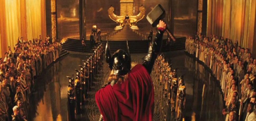 Thor 2011 Loki
