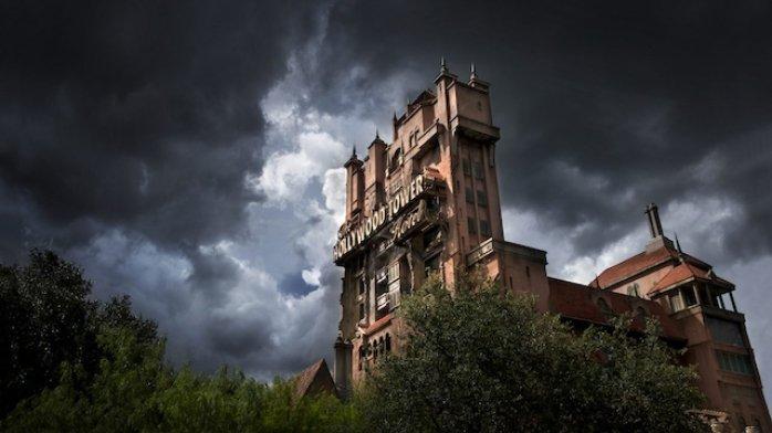 tower of terror - scarlett johansson
