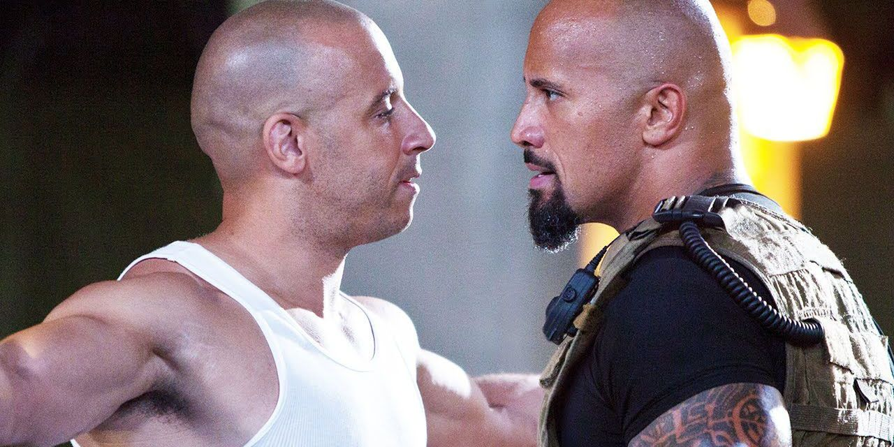 F9's Vin Diesel Gives Curious New Explanation For His Feud With The Rock