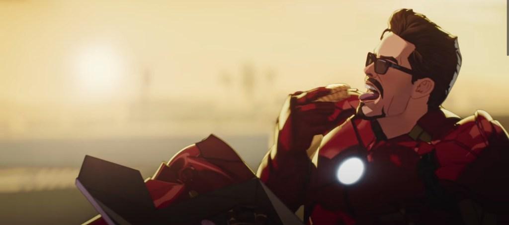 Gamora What If...? Iron Man Tony Stark