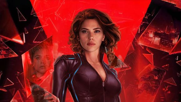Scarlett Johansson - Black Widow Film
