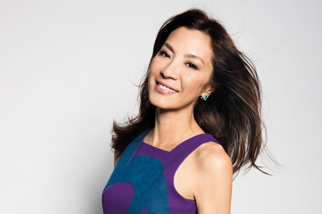 Michelle Yeoh - The Witcher