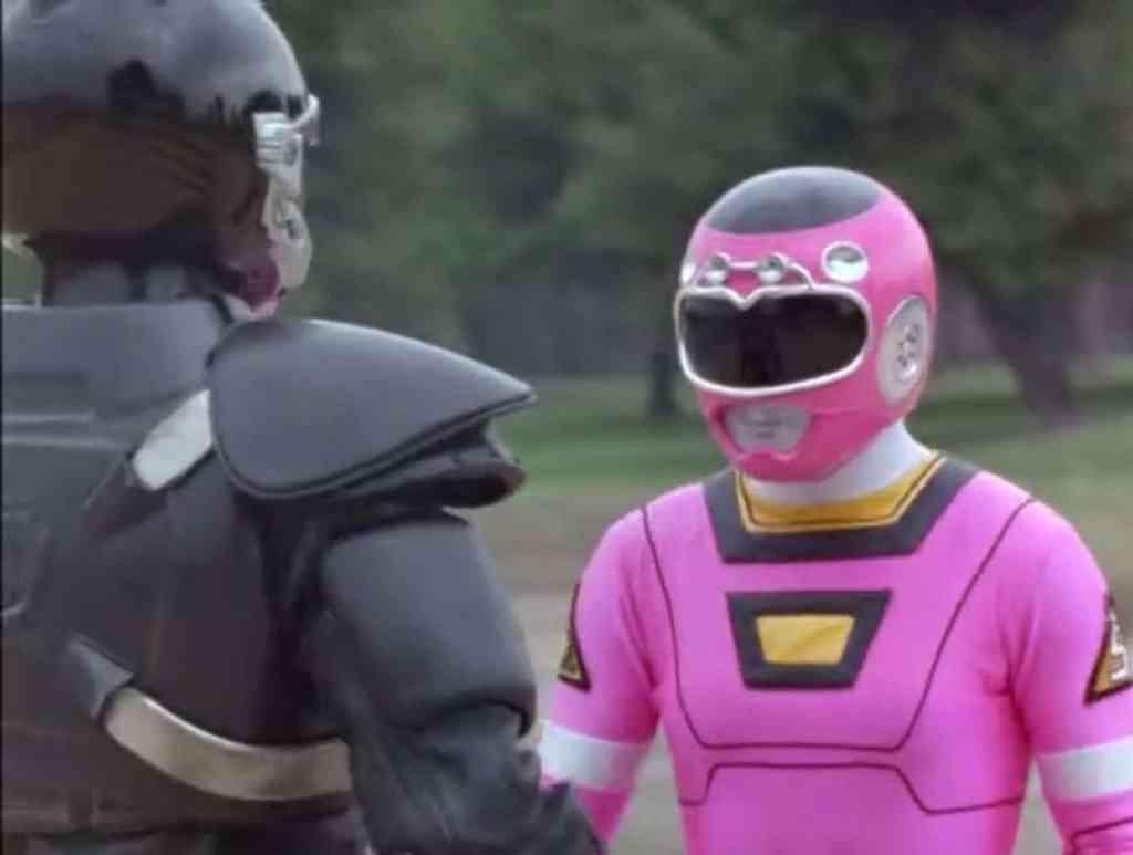 power rangers - phantom ranger 2