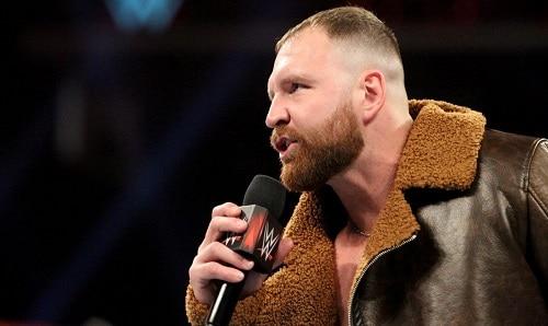 WWE Dean Ambrose/Jon Moxley