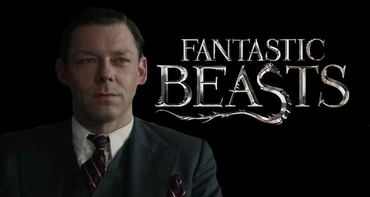 Fantastic Beasts 3: Richard Coyle Is Aberforth Dumbledore and Sequel Largely Set In Germany: Exclusive