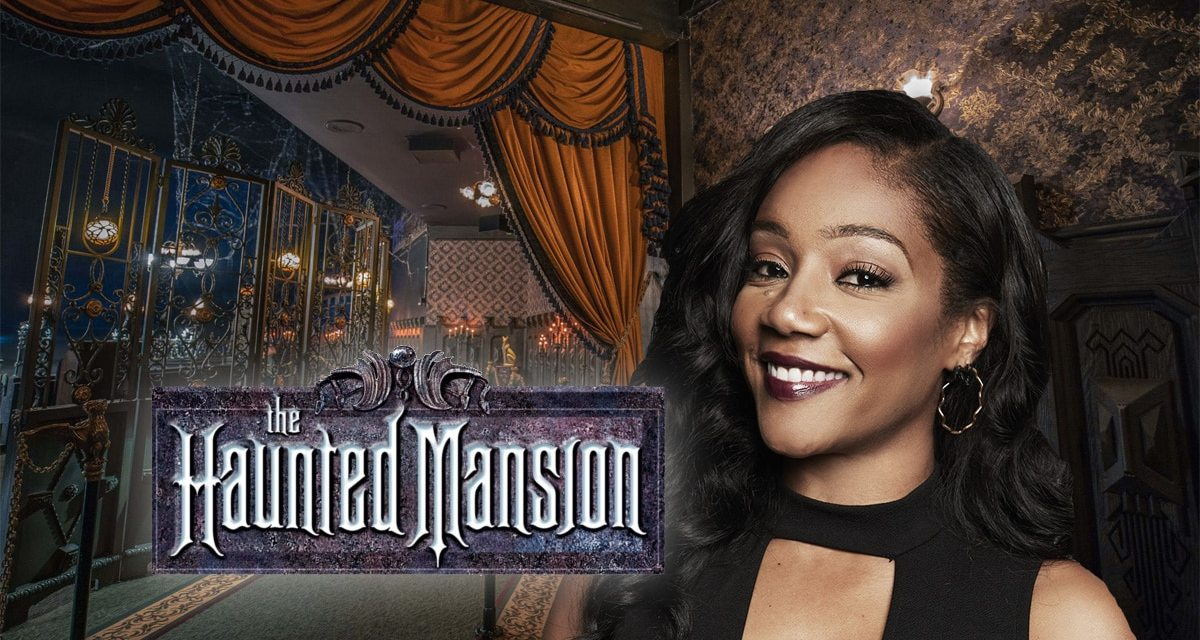 Haunted Mansion: Interest In Tiffany Haddish And Lakeith Stanfield To Star And Exciting Story Details: Exclusive