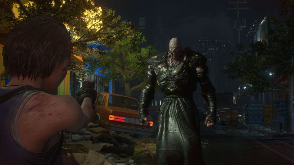 Resident Evil 3 PS4 PS5