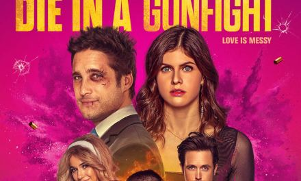 Die In A Gunfight: Check Out New Explosive Clips for Lionsgate's Upcoming Thriller