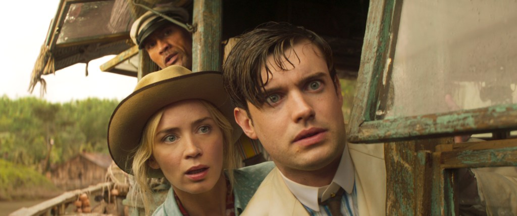 Jungle Cruise Stars Édgar Ramírez and Jack Whitehall Explain The Rich Characters Found In Disney's New Release - The Illuminerdi