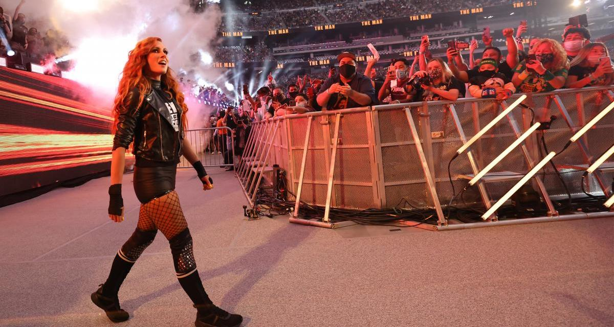 Becky Lynch Reveals Inspiration For New Heel Persona