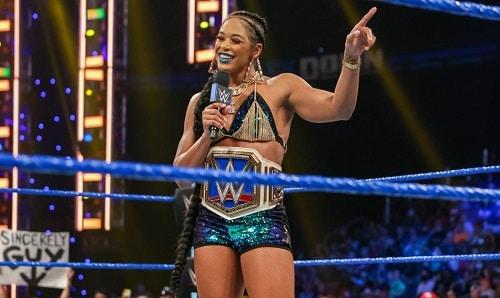 WWE Bianca Belair