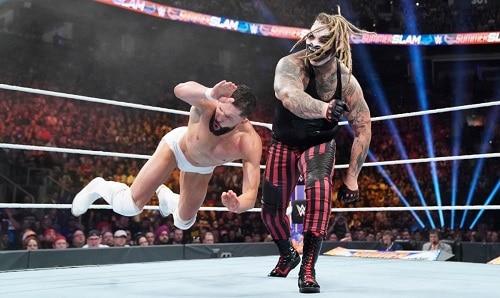 WWE Fin Balor and Bray Wyatt  IMPACT
