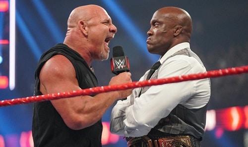 WWE Goldberg And Lashley