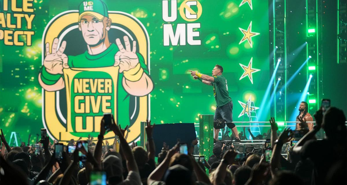 John Cena Answers When He Is Planning To Retire