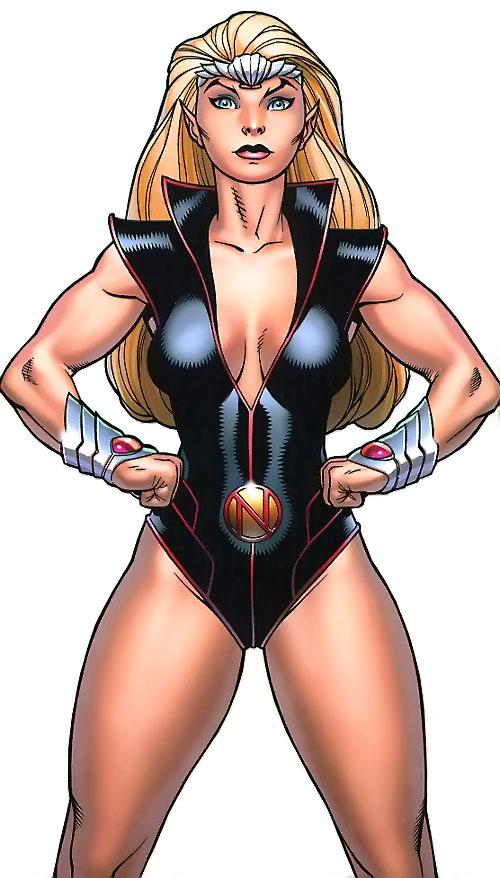 Namora Black Panther 2 Black Panther: Wakanda ForeverMabel Cadena
