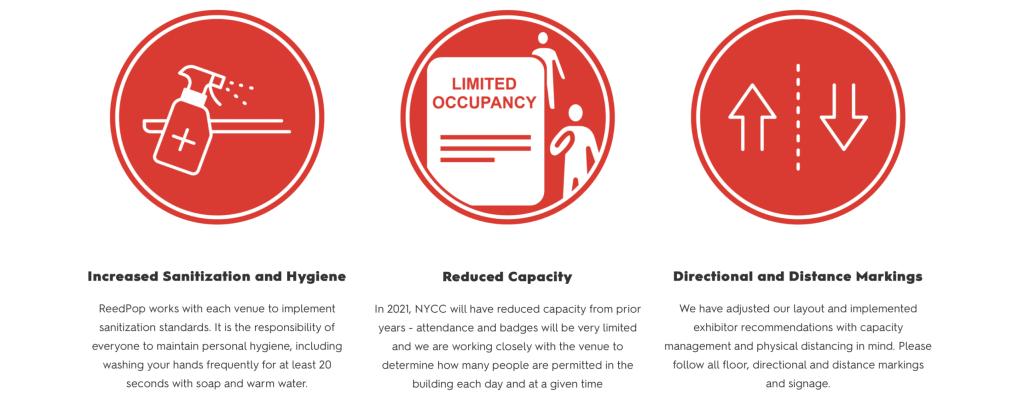 New York Comic Con 2021 Will Require Proof of Vaccination and a Negative Covid-19 Test - The Illuminerdi