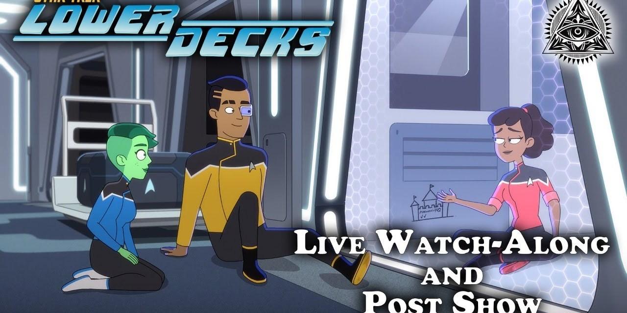 Strange Energies: Star Trek Lower Decks Review