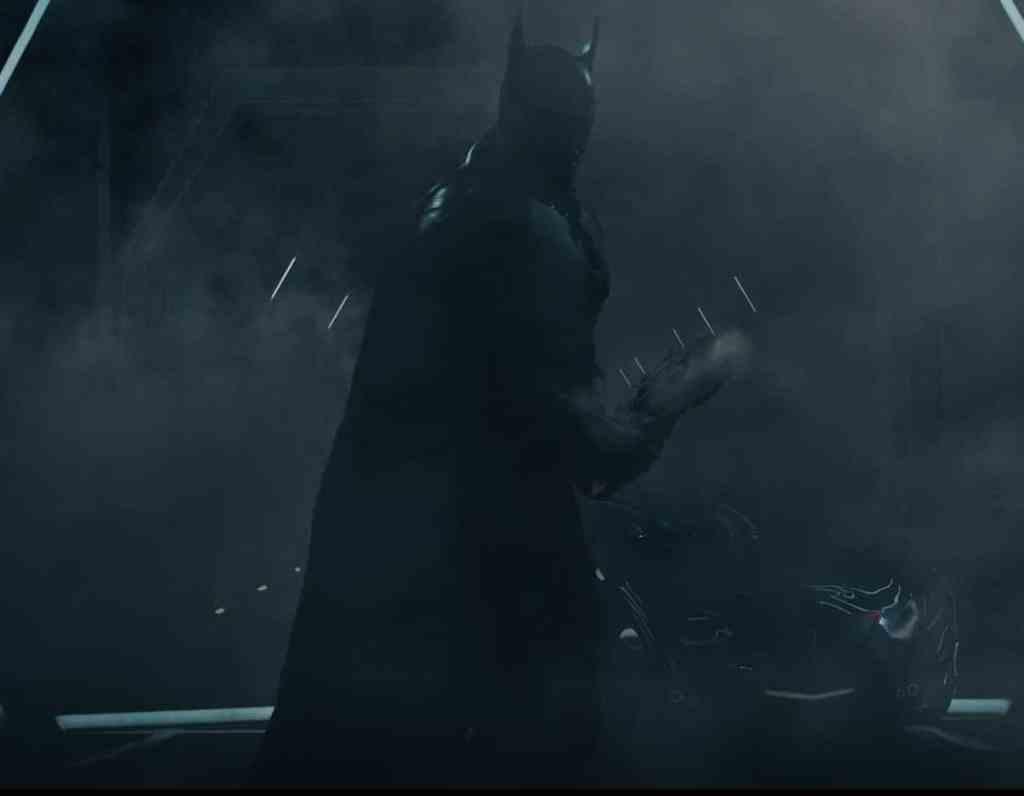 Batman Batmobile Titans