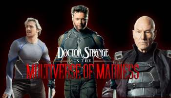 Doctor Strange in the Multiverse of Madness X-Men