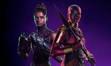 Black Panther 2 Set Photos Spot Shuri & Okoye in High-Speed Chase