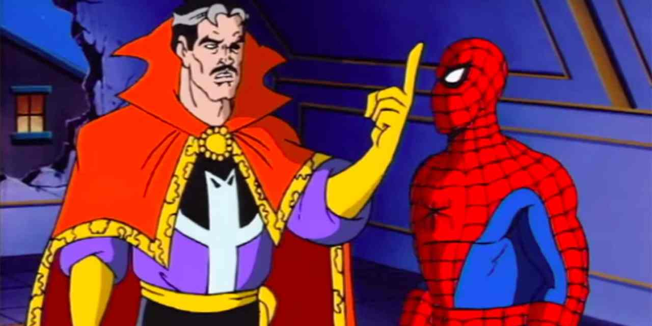 SPIDER-MAN: NO WAY HOME Trailer Gets An Awesome '90's Animated Series Remix