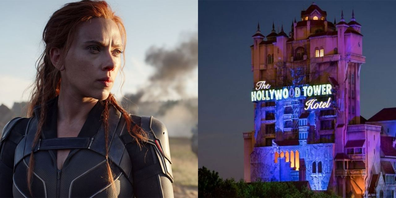 Will the Tower of Terror Reboot Be Canceled Following Scarlett Johansson's Lawsuit?