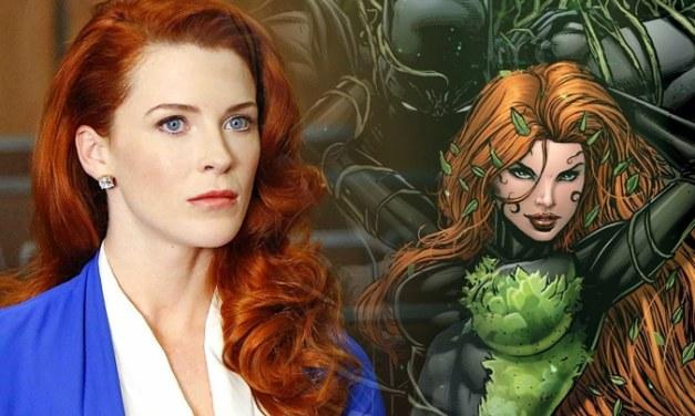 Poison Ivy Ready To Help Batwoman's 3rd Season Grow