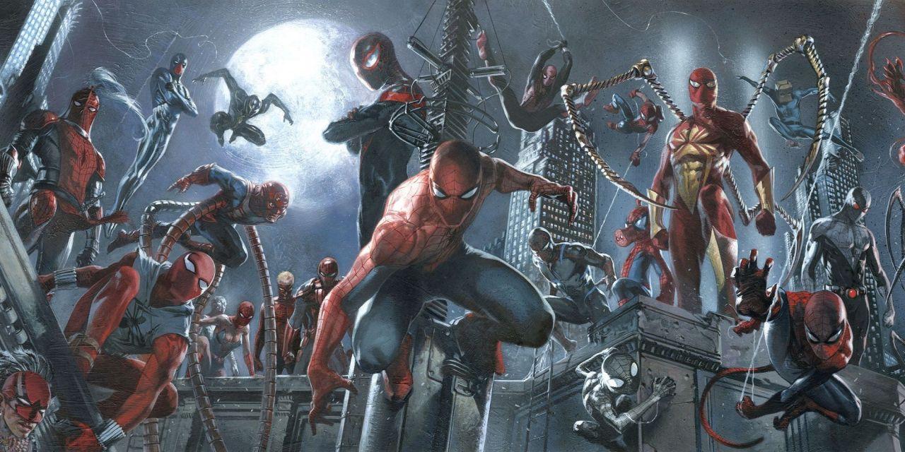 Sony Rebrands Their Amazing Spider-Verse