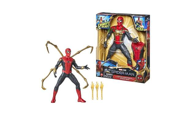 """Spider-Man: No Way Home Merch Teases """"Multiversal Consequences"""" And The Sinister Six"""