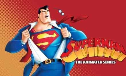 Superman: the animated series heading to blu-ray