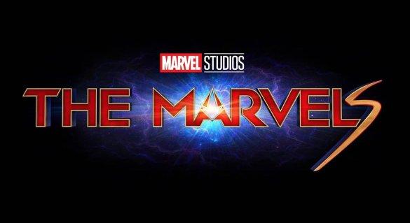 the marvels - logo