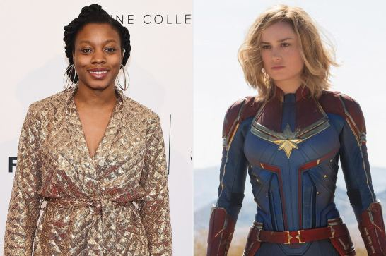 the marvels - nia dacosta