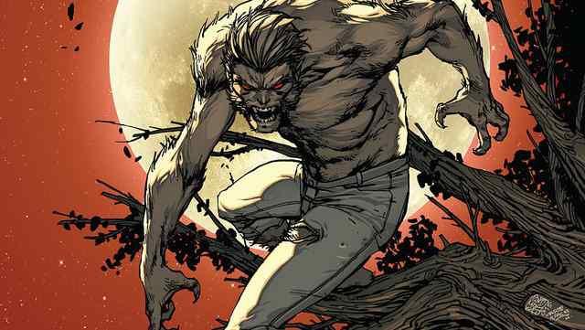 werewolf by night - comic