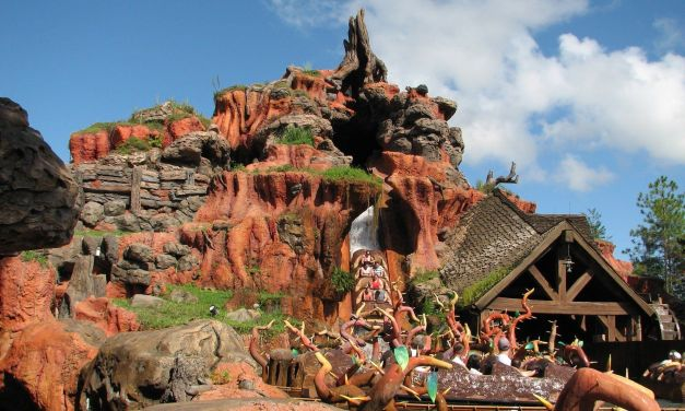Splash Mountain 2.0 Will Be a Spiritual Sequel To The Princess and the Frog Film