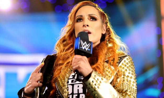 Becky Lynch Reveals Her Huge WrestleMania Match That Almost Happened