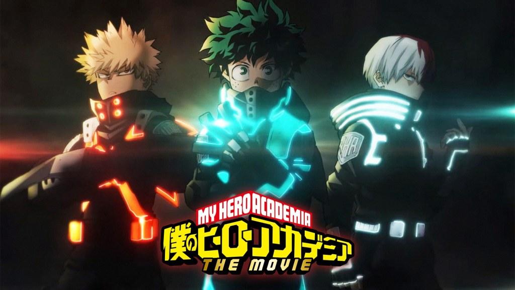 Funimation My Hero Academia