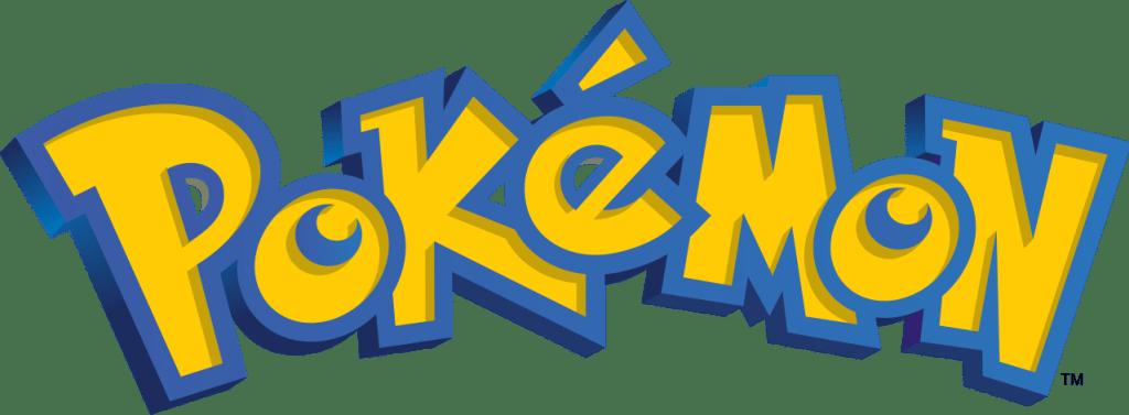 Pokemon logo title
