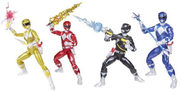 Power Rangers Figures-Header