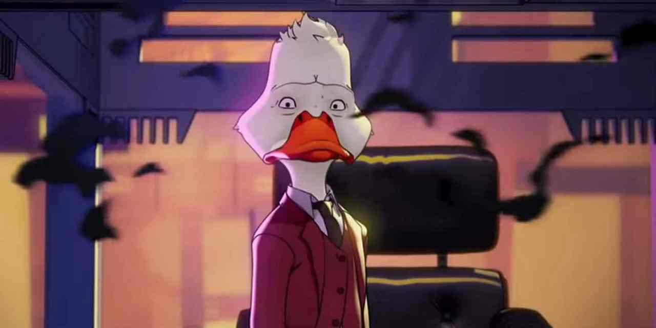 Howard the Duck Just Got His 1st Official Marvel Poster For What If…?