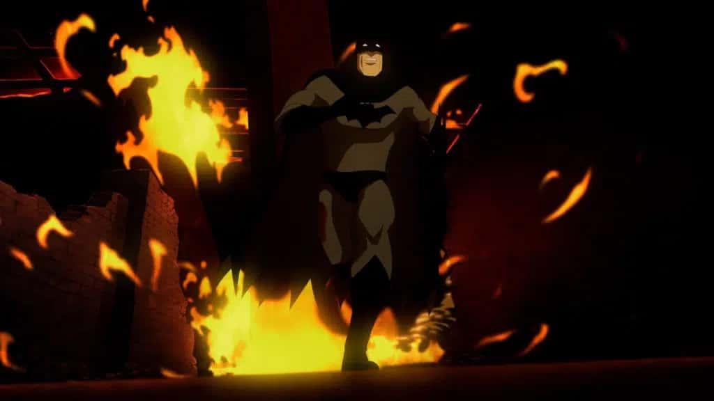 WB Home Ent. Announces Batman: Year One Commemorative Edition