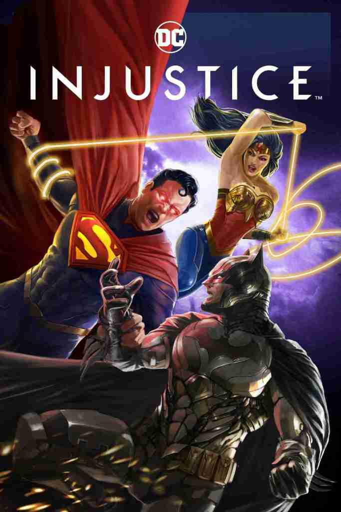 Injustice DVD cover