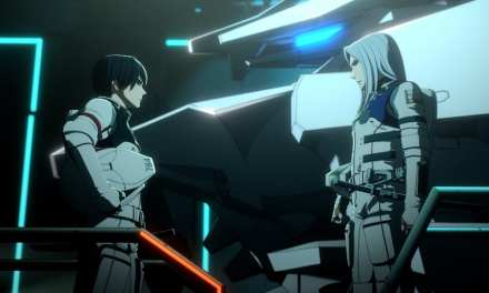 Knights of Sidonia: Love Woven In The Stars Is An Intense, Epic Sci-Fi Drama