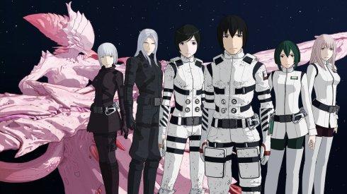 knights of sidonia - anime